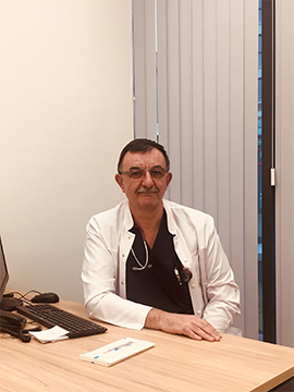 Д-р Виктор Стефанов