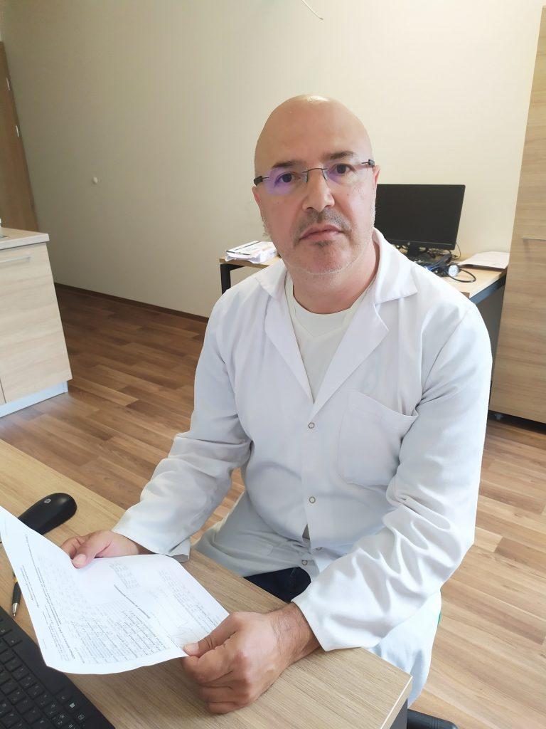д-р Диян Димитров, невролог