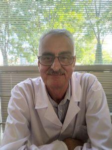Акад. проф. д-р Тройчо Троев, д.м.н. - началник на отделение Физиотерапия и следоперативна рехабилитация