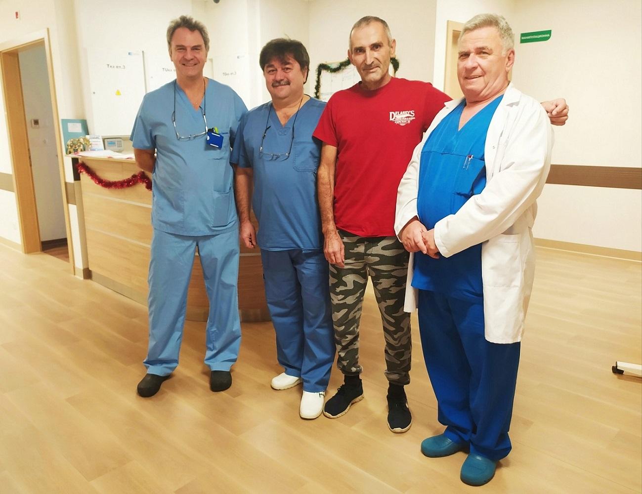 """В МБАЛ """"Света София"""" вече се извършват и операции на хранопровод"""
