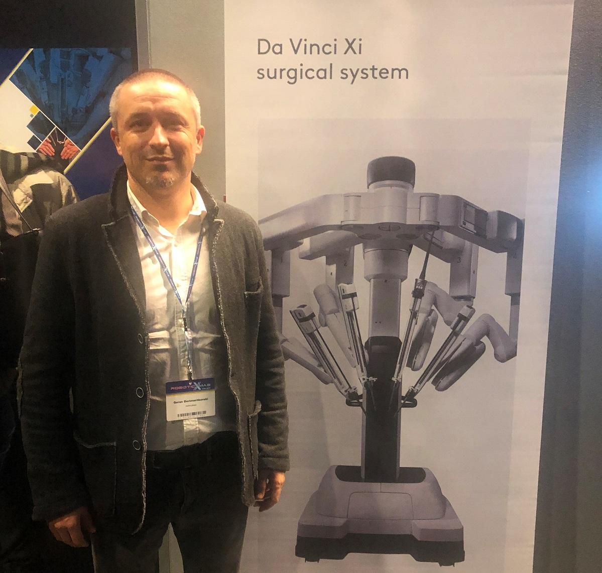 Проведе се първият австрийски симпозиум по роботизирана урология