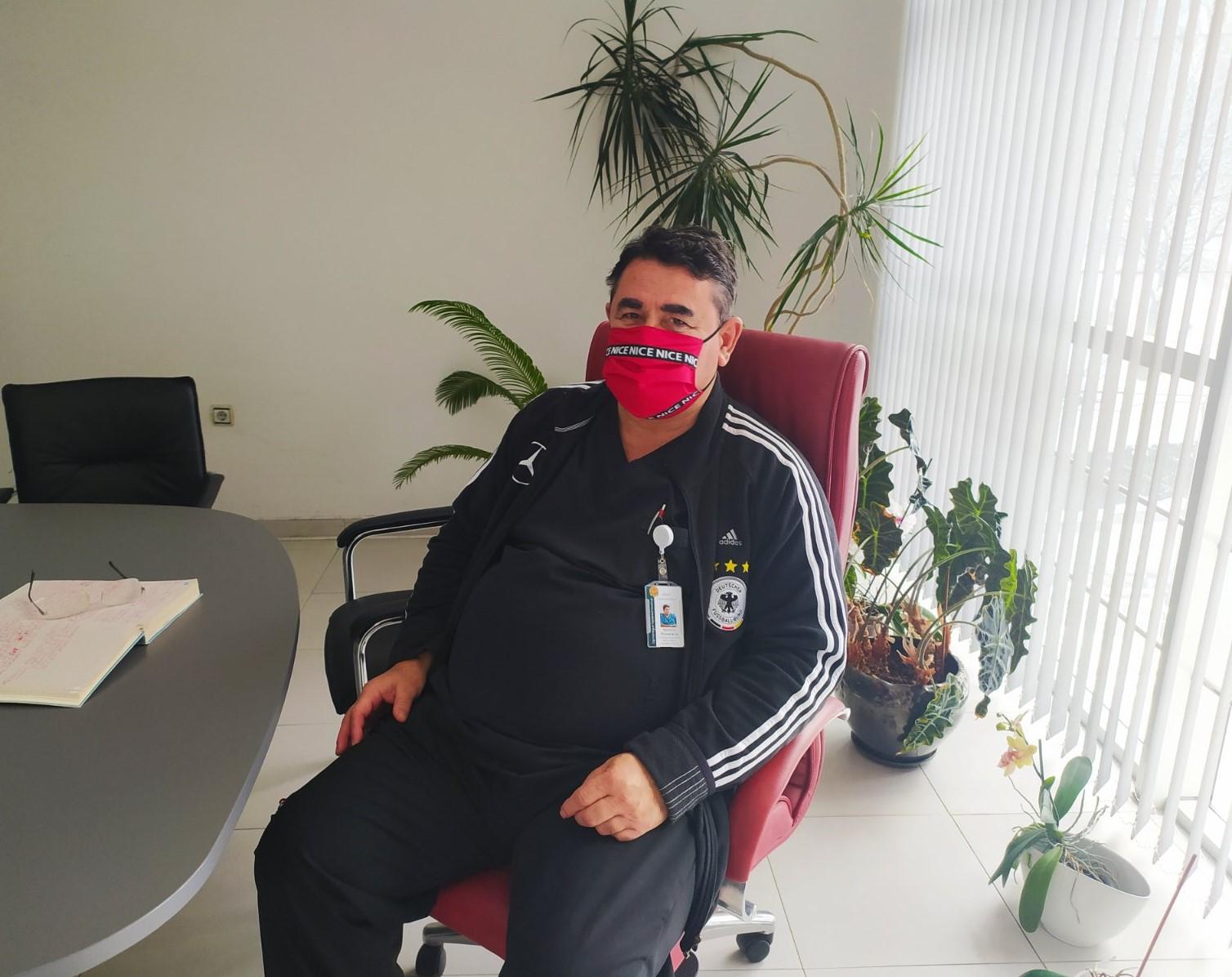 Д-р Христо Мазнейков: Готови сме, само ни дайте защитни облекла!