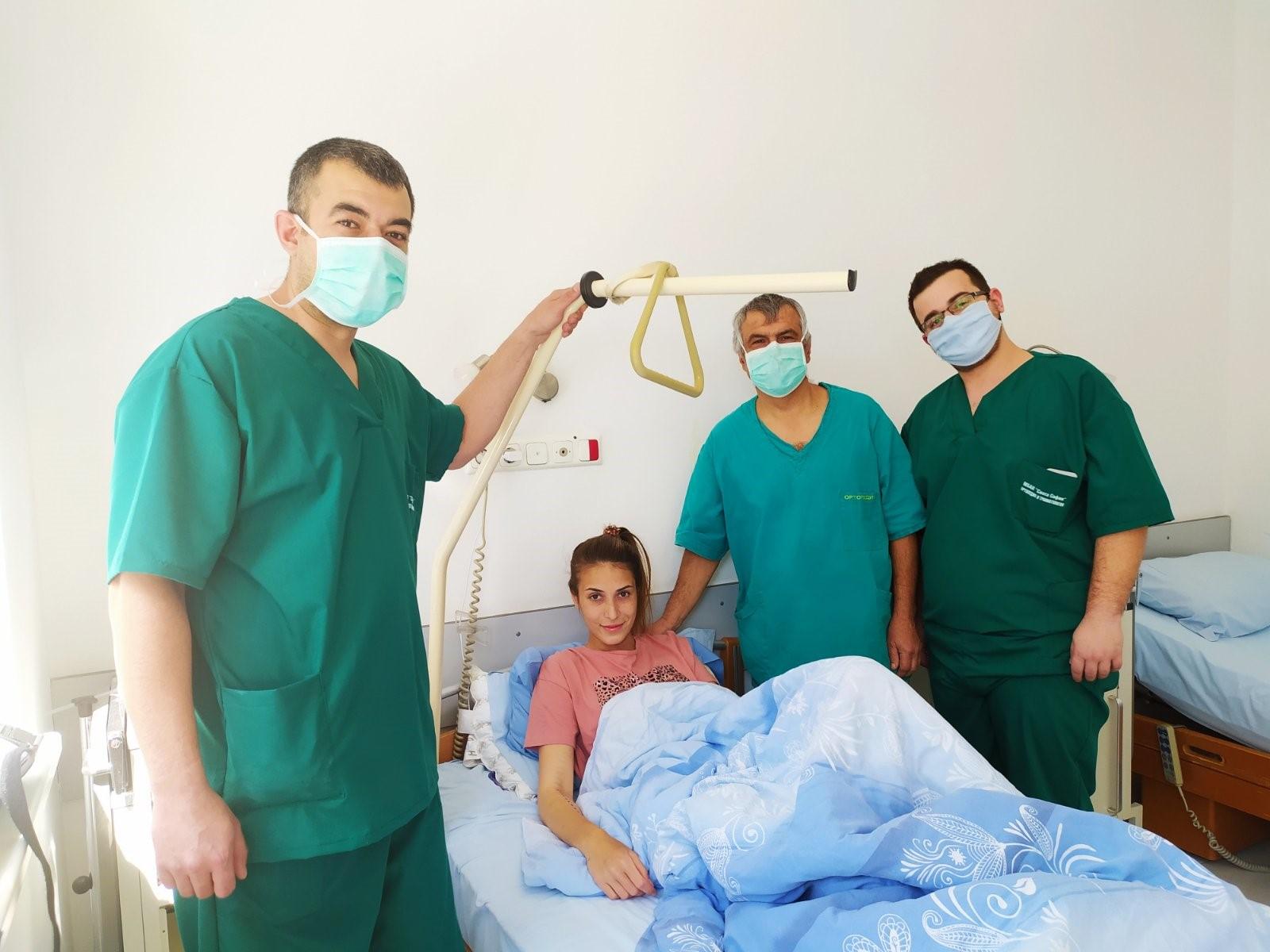 Модерно микрохирургично стабилизиране на фрактури за бързо възстановяване