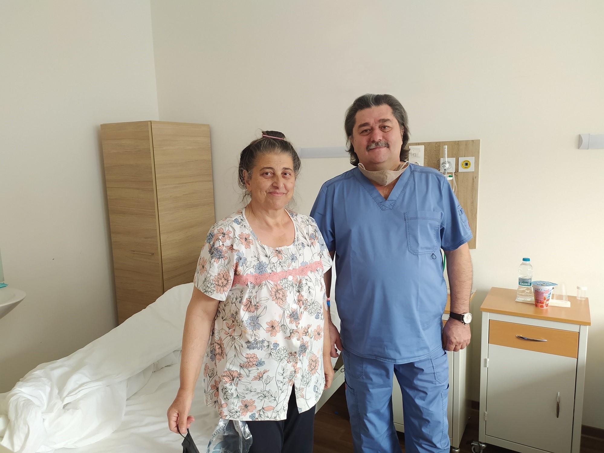 Бързата и точна диагностика води до успешно и щадящо лечение
