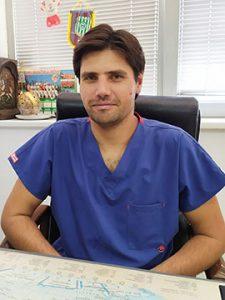 Д-р Михаил Вулджев - началник клиника Ортопедия и травматология