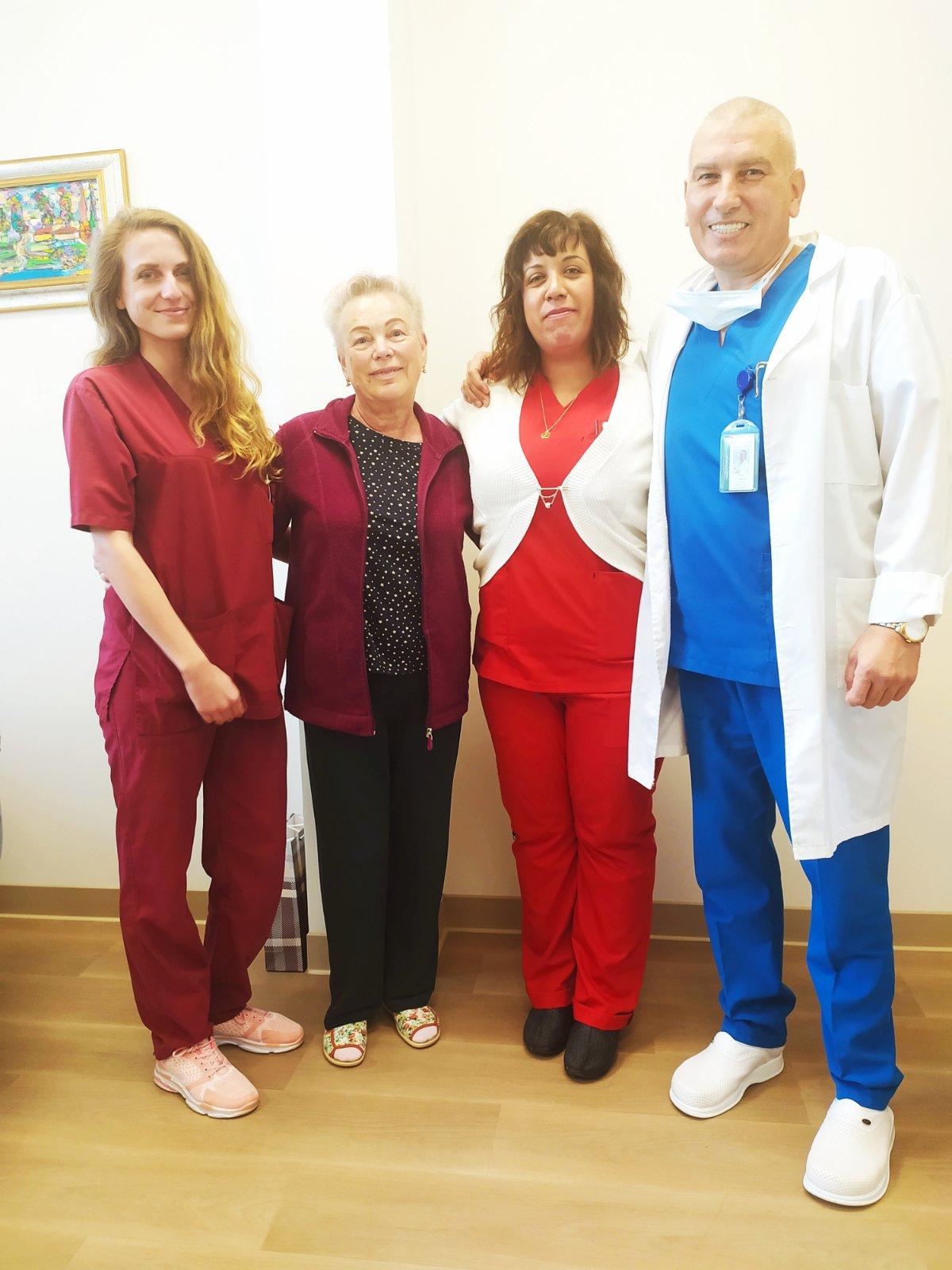 Пътят към здравето – опитен лекар, правилна диагноза и точно лечение