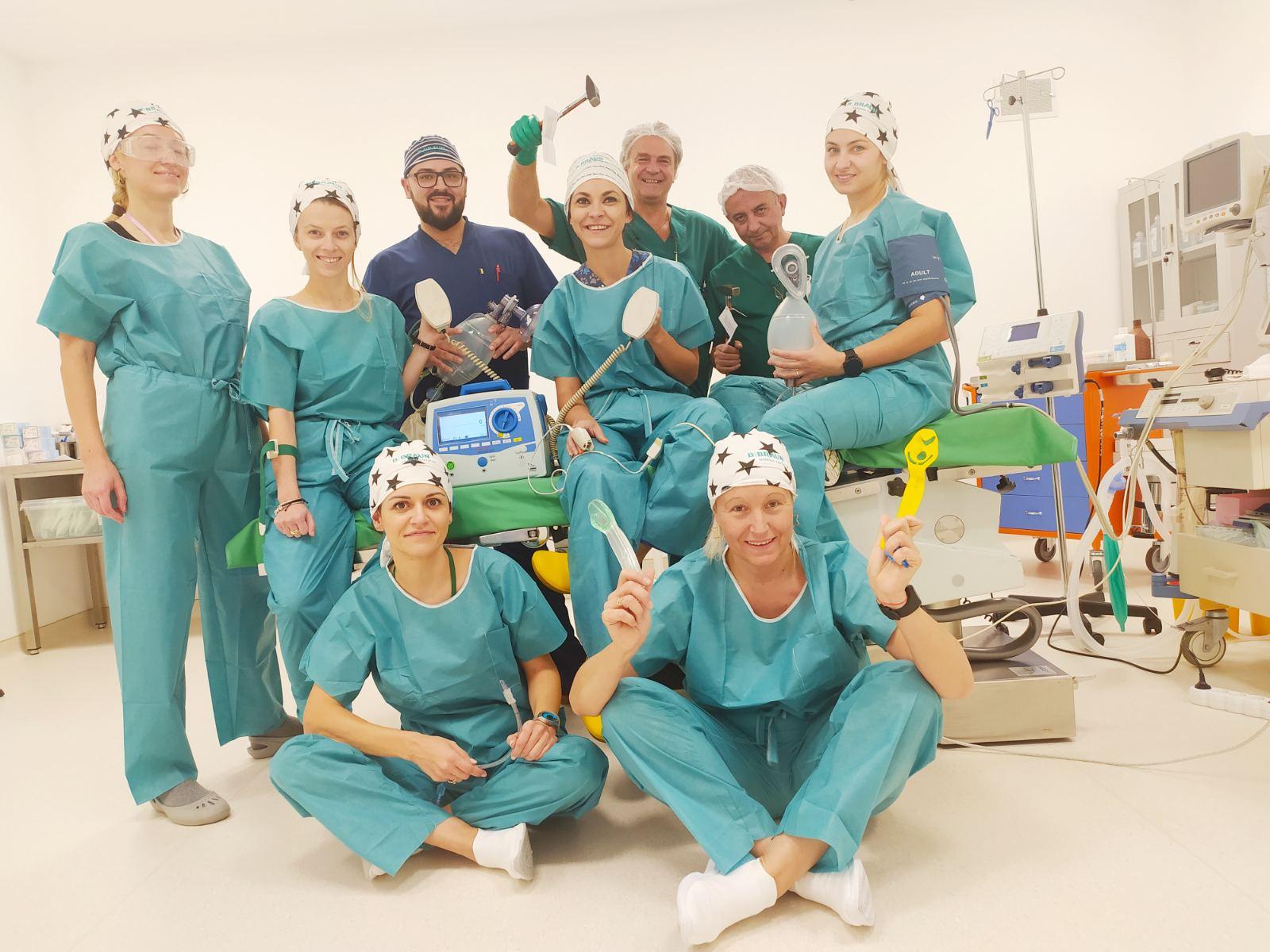 16 октомври – Международен ден на анестезиолога