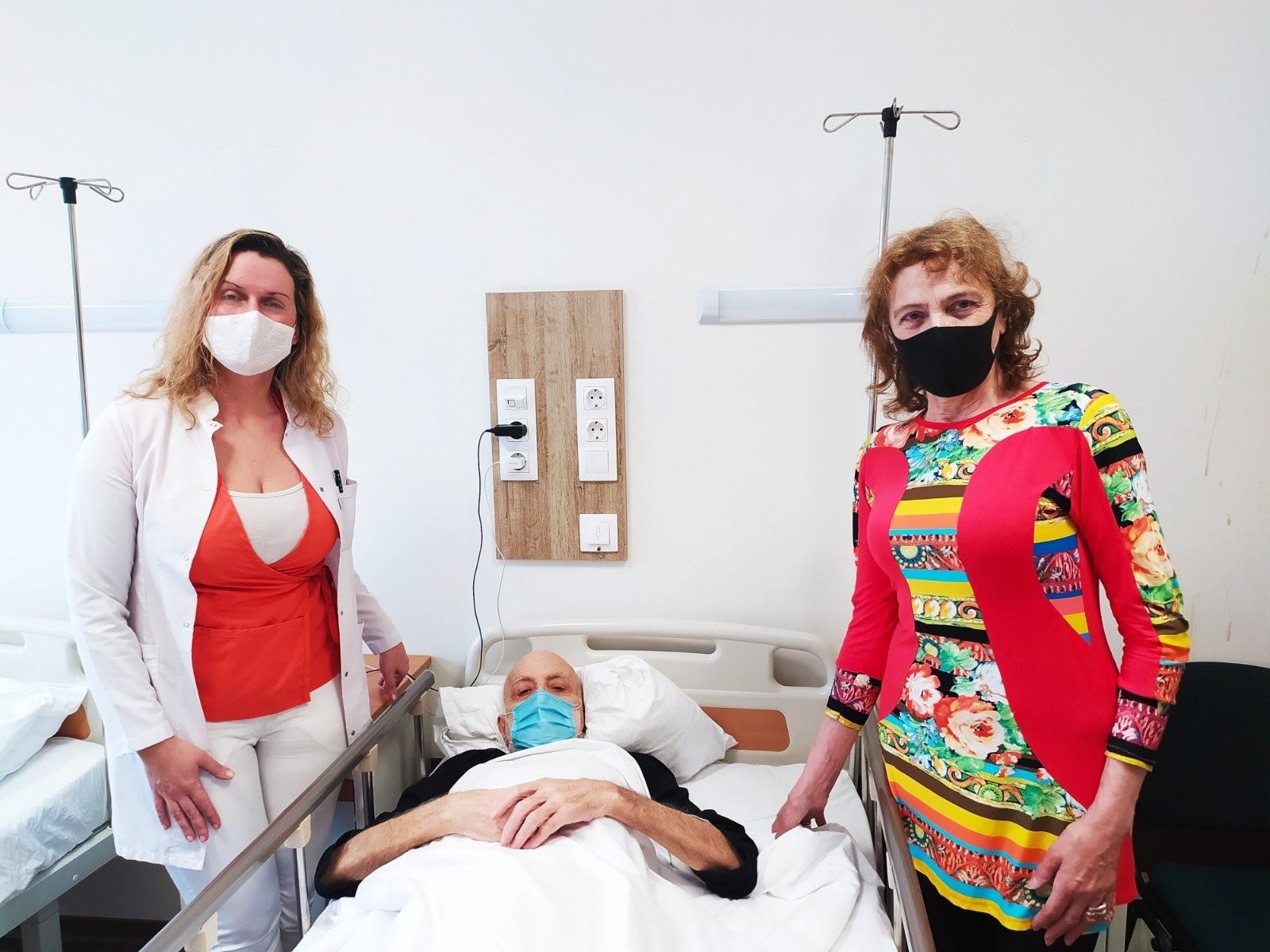 Бърза реакция, сериозен опит, екипна симбиоза, свръхмодерна медицинска техника – тайната на висококачественото лечение