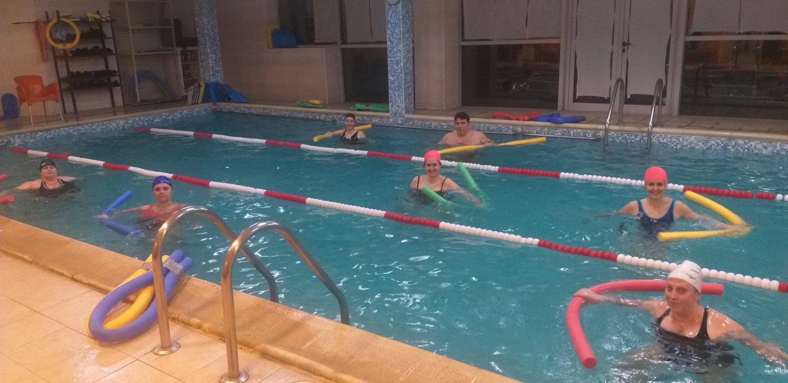 Водната аеробика – минимум усилия, максимум резултати